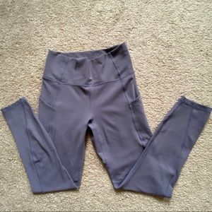 Leggings with pockets